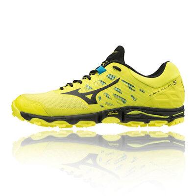 Mizuno Homme Wave Hayate 5 Trail Chaussures De Course À Pied Baskets Sport Jaune | eBay