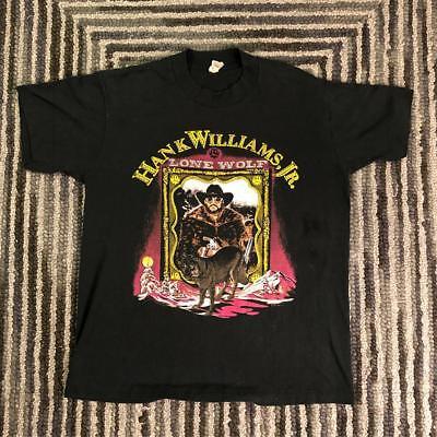 vintage 90s 1997 HANK WILLIAMS JR Tour good t shirt gildan new  S-5XL.