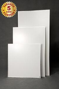 Pannello radiante infrarossi 600w meglio di stufa for Pannello radiante infrarossi amazon