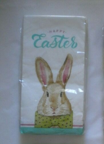 20 Count 2 Ply Easter Paper Guest Towel Napkins 4 Designs To Choose From U pick