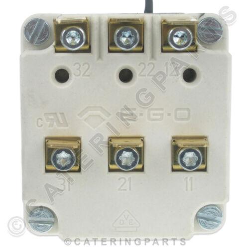 Elektrik Fritteuse Regelthermostat Ersatz Tmst34034 Parry 6kw 9kw Modelle