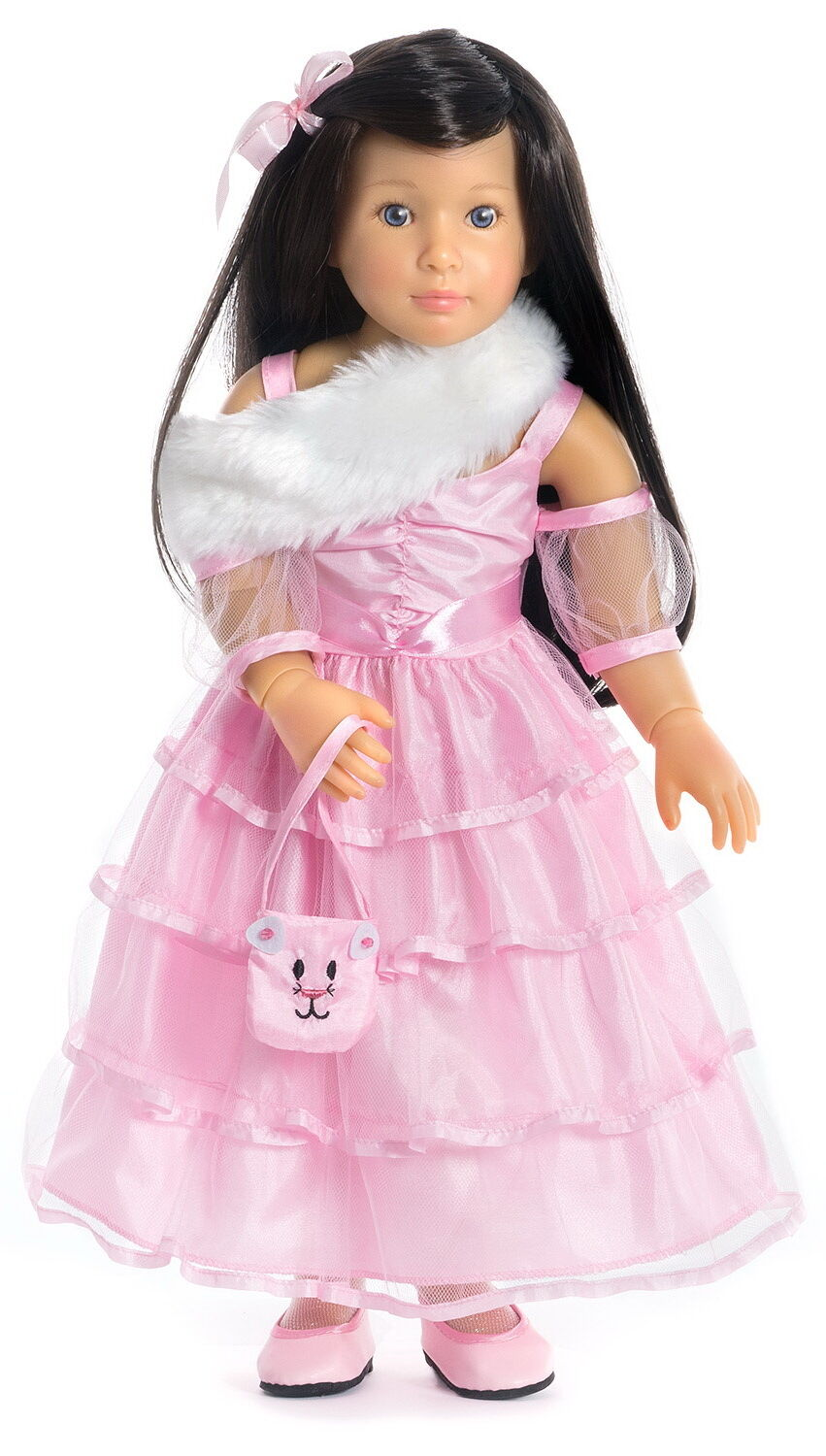 PRINCESSE Rosa POUPEE KIDZ'N'CATS  S.Hartmann COLLECTION WITH HEART AND SOUL