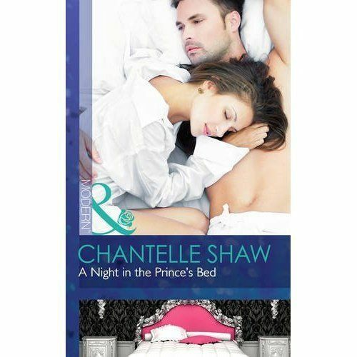 """""""AS NEW"""" Shaw, Chantelle, A Night in the Prince's Bed (Modern), Book"""