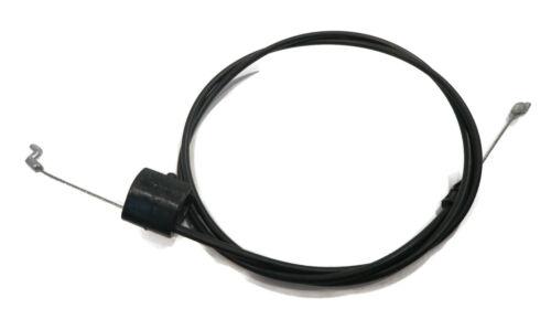 "ENGINE CONTROL CABLE 61.5/"" fits Husqvarna 65021 CHV 6522 SH SL 917.375350 Mowers"