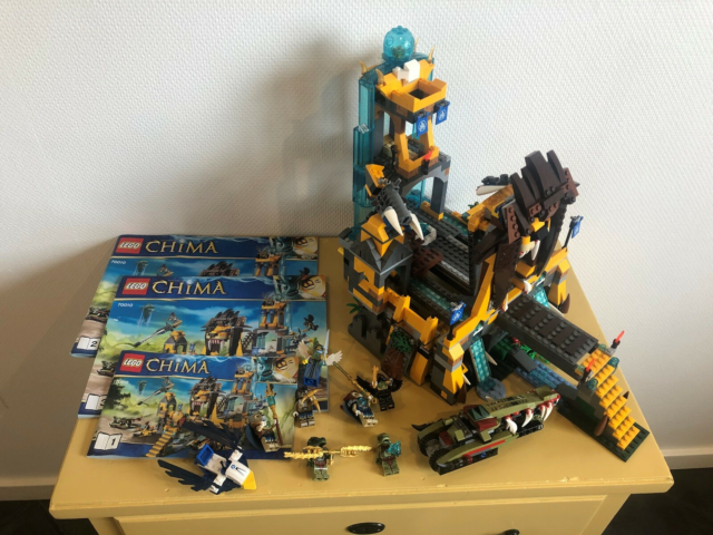 Lego Legends of Chima, 70010 Chima, 70010 Chima, med…