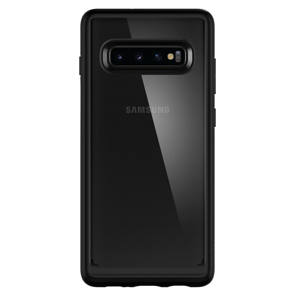 reputable site b6fca 95681 Galaxy S10/ S10 Plus/ S10e Spigen® [Ultra Hybrid] Clear Shockproof Case  Cover