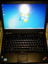 PC NOTEBOOK PORTATILE LAPTOP LENOVO IBM T420 I5 4GB 250 GB HD DISPLAY 1600X900