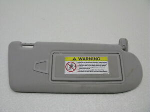 00-06-MERCEDES-W215-CL55-CL600-CL500-SUN-VISOR-WINDOW-SHADE-PASSENGER-RIGHT-0220