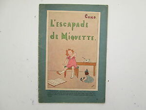 MIQUETTE-ET-POLO-N-1-TBE-L-039-ESCAPADE-DE-MIQUETTE-CAMO