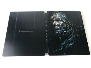 Death-Stranding-Steelbook-ONLY-from-PS4-Collector-039-s-Special-Edition-NO-GAME