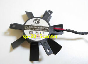 For 45mm Pld05010s12hh Fan Ati Fire Hd 6450 #sp62 Delicacies Loved By All Vehicle Electronics & Gps