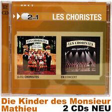 Les Choristes - Die Kinder des Monsieur Mathieu - 2 CDs NEU (2008)