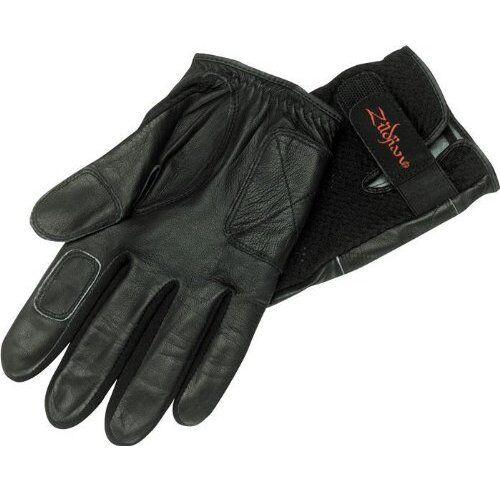 Zildjian P0823 Black Drummers Gloves Large