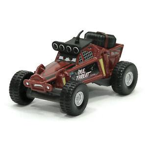 Mattel-Disney-Pixar-Cars-OFF-Road-Idle-Threat-1-55-Metal-Diecast-Toy-Car-Loose