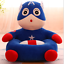 Cartoon-Sessel-Plueschtier-Kinder-Baby-Sessel-Kindersofa-gemuetliche-Spider-Man-YU