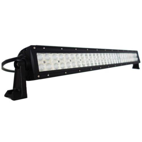 42/'/'IN 240W CREE LED LIGHT BAR FLOOD SPOT WORK LAMP JEEP TRUCK BOAT CAR FOG CORO