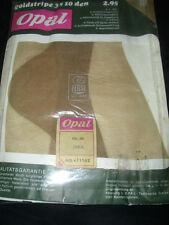 Echte alte Nylons Nylonstrümpfe Gr. 10 inka nahtlos 89 cm OPAL BAS Stockings **