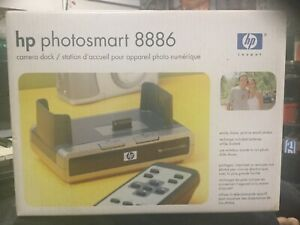 HP-Photosmart-8886-Digital-Camera-Dock