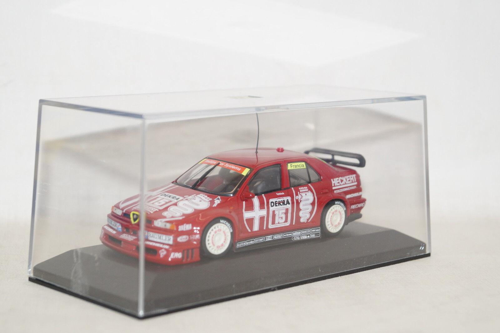 Minichamps DTM 1993 ALFA ROMEO 155 V6 TI FRANCIA 1 43