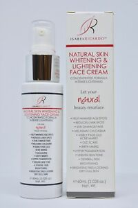Face Skin Whitening & Lightening Pigmentation Rosacea Scar Bleach Cream 60ml