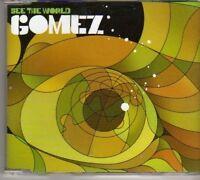 (DO677) Gomez, See The World - 2006 DJ CD