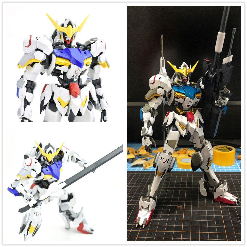 MJH M.J.H. modellllerl 1  100 MG HIRM ASW -G -08 Barbatos Gundam IRON -BLODADE ORFANS