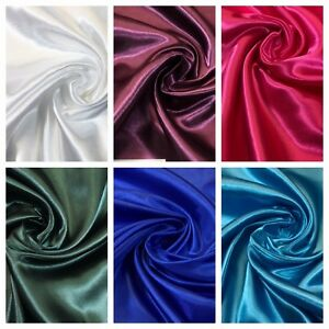 Smooth-Silky-Satin-dressmaking-fabric-60-inches-wide-M89-Mtex