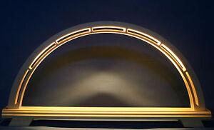 LED-Schwibbogen-52cm-x-26cm-modern-unbestueckt-Leerbogen-Lichterbogen-Erzgebirge