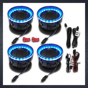 4pcs-LED-Blue-Light-Dash-Air-Vent-Duct-fit-for-2009-2014-F150