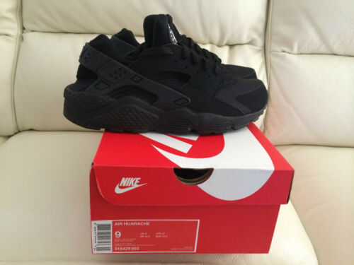 Taglie 11 All 8 12 Air 13 Uk 7 Nuovo Triple 10 Nike 6 Black Huarache 5 9 xY1wqZ7Rt
