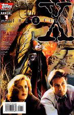 X-FILES (1996) Annual #1 - SIGNED by Charles Adlard - plus COA #30/1500