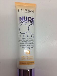 Tammys Diary: Review - Nude Magic CC Cream de lOréal Paris