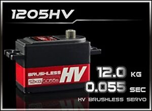 Power-HD Digital bl servo bls-1205hv 40,3x20,2x29,8 mm - 10,7 12,0kg - (2116.005)