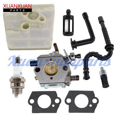 Carburetor Tune Up Kit Air Filter F Stihl 024 026 MS260 024AV 024S Walbro WT-194