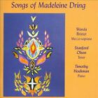 Songs of Madeleine Dring (CD, Nov-2013, 2 Discs, Cambria)