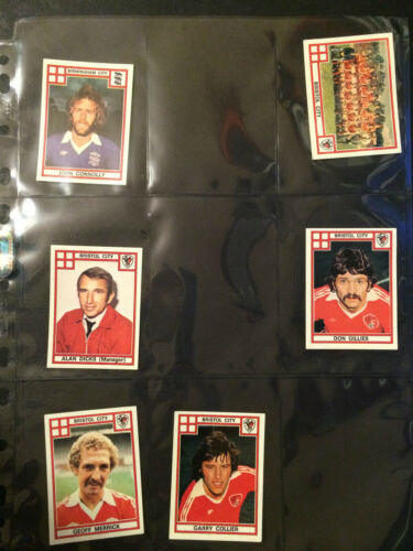 ***PICK THE CARDS YOU NEED*** G CARDS 51 TO 100 PANINI FOOTBALL 78