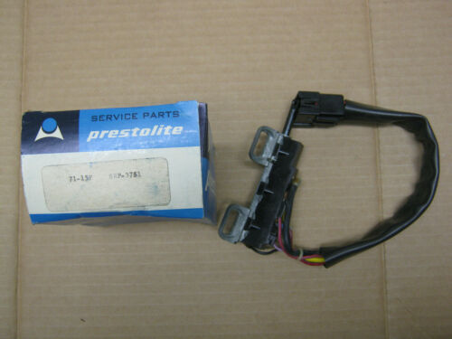 Prestolite ignition switch 1971-1974 Pinto NOS 71-15F SRP-3761