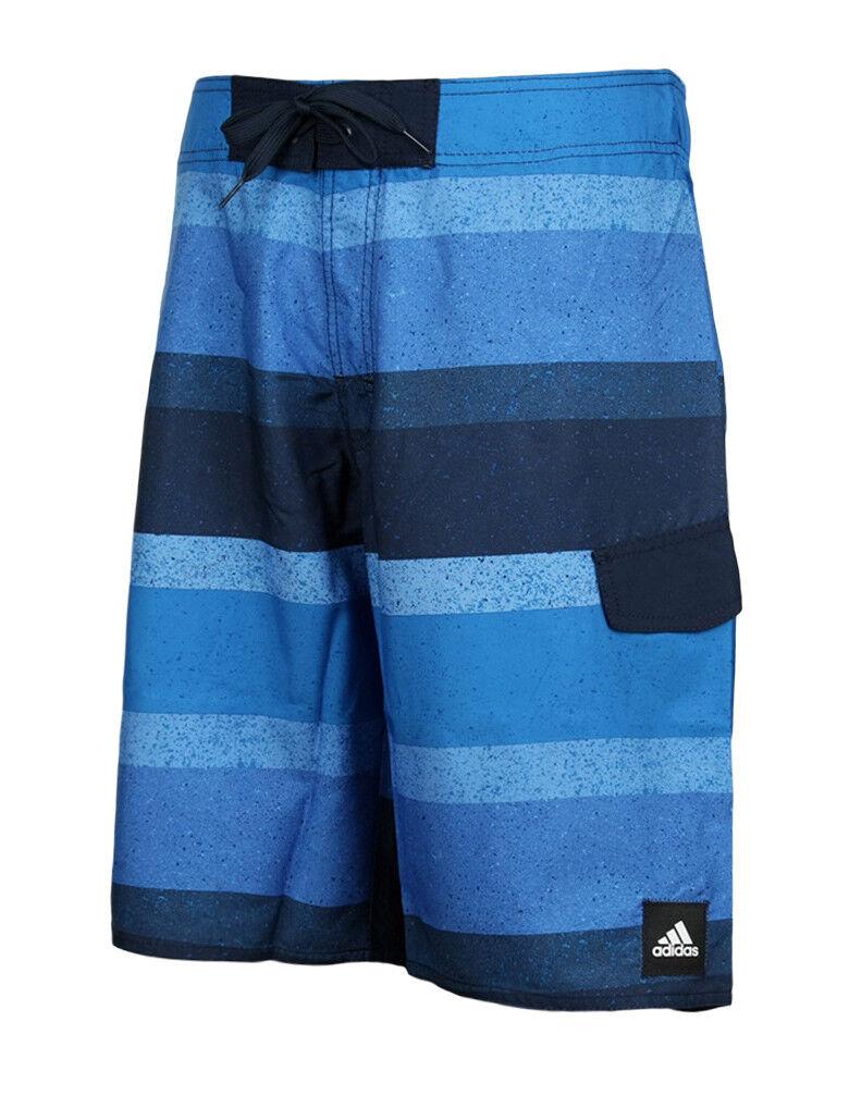 Adidas Graphic Beach Shorts (BJ8579) Swim Pool Water Short Pants