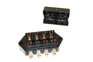 Pleasing Triumph Tr5 Tr6 Fuse Box 7Fj Type 4 Fuse Ebay Wiring Digital Resources Honesemecshebarightsorg