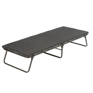 bed-like support for air bed Folding Coleman ComfortSmart Deluxe Camping Cot