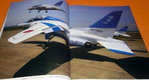 Blue Impulse Photo Book by EISUKE KUROSAWA japan,japanese,fighter (0612)