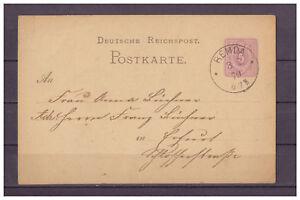 Deutsches-Reich-Ganzsache-P-10-Remda-Teichel-nach-Erfurt-03-02-1879