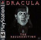 Dracula: The Resurrection (Sony PlayStation 1, 2001)