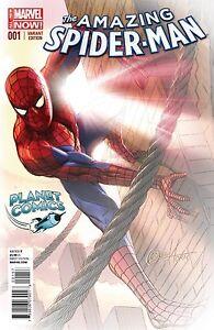 The amazing spider man comic book 2014