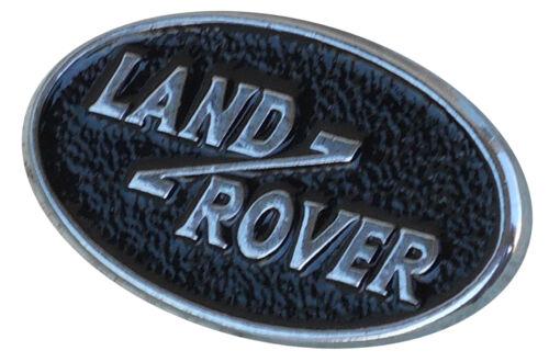 Land Rover lapel pin Black finish