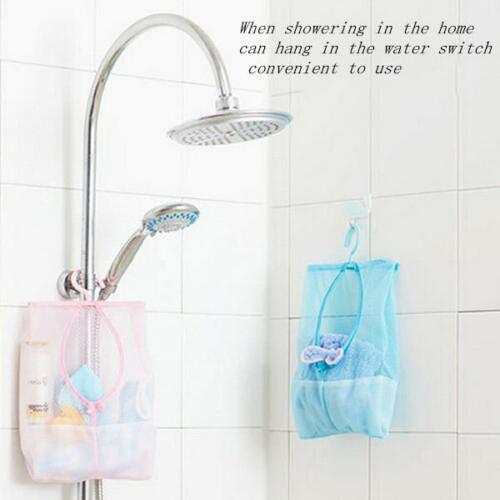 Hanging Clothespin Bag Clothes Pin Storage Laundry Bar Clothesline Mesh CO