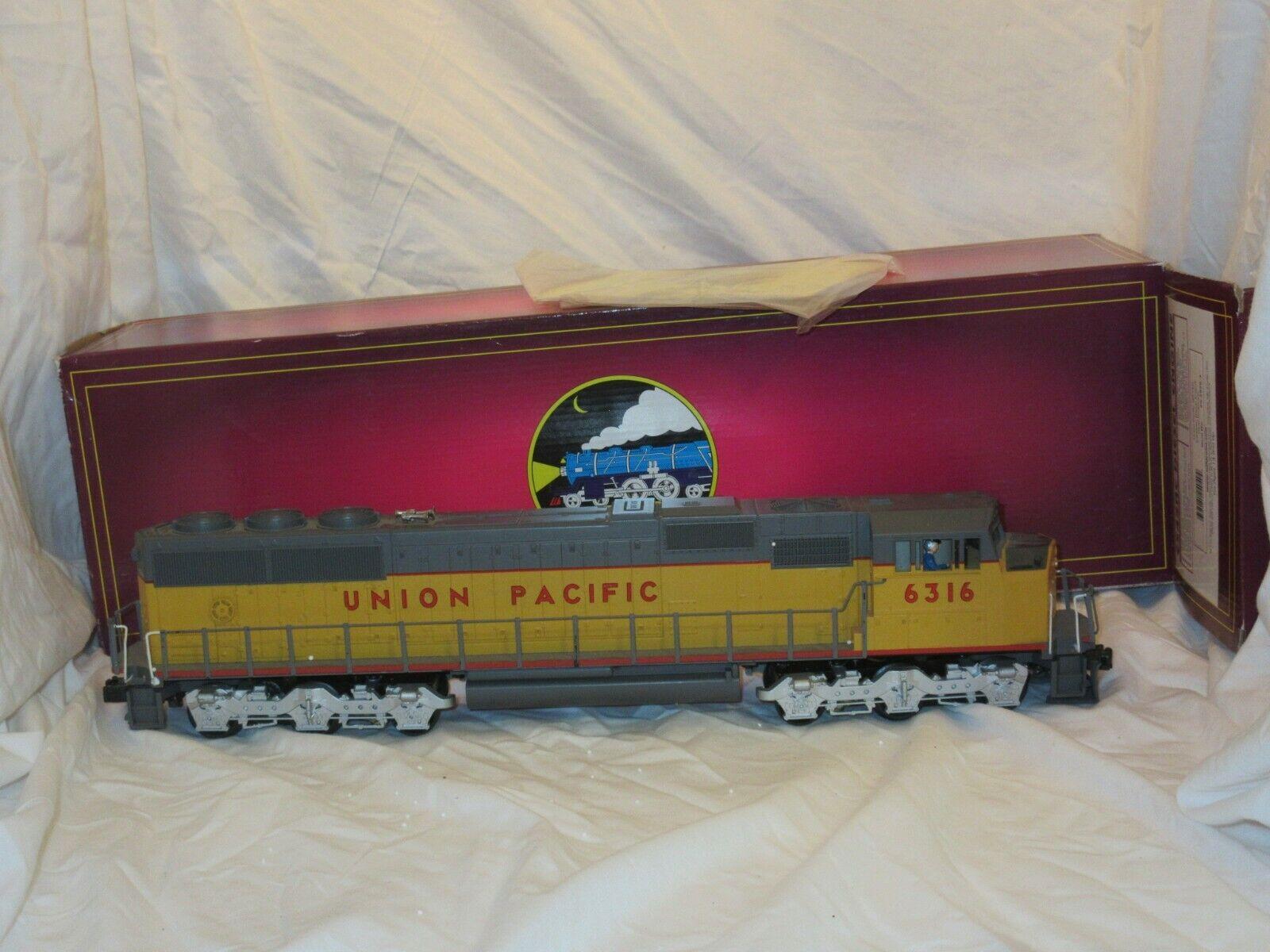 MTH Union Pacific O Gauge SD70M Diesel Locomotive