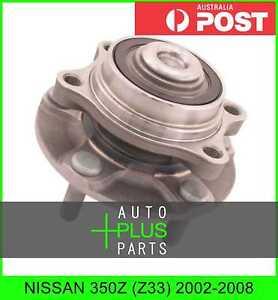 Fits-NISSAN-350Z-Z33-2002-2008-Front-Wheel-Bearing-Hub