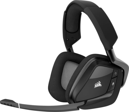 VOID PRO RGB Wireless Dolby 7.1-Channel Surround Sound Gaming Heads... CORSAIR
