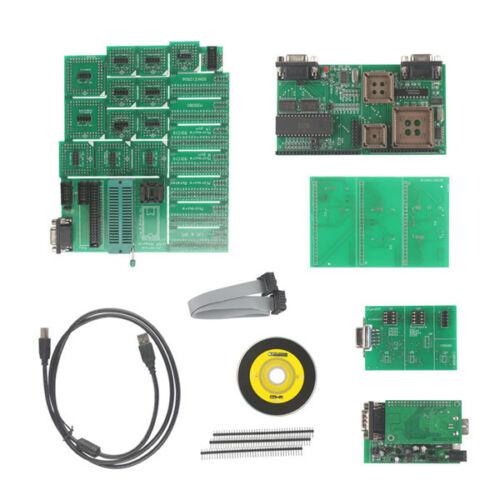 2015 V1.3 UPA USB Eeprom Programmer Most Full Adapters 78K0//HC912+NEC+TMS+IC